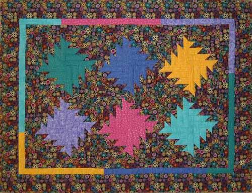 Miniature- Carnival of Colour
