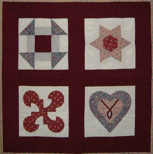 Basic Patchwork & Quilting